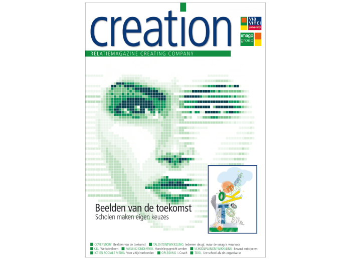 magazine 'Creation'
